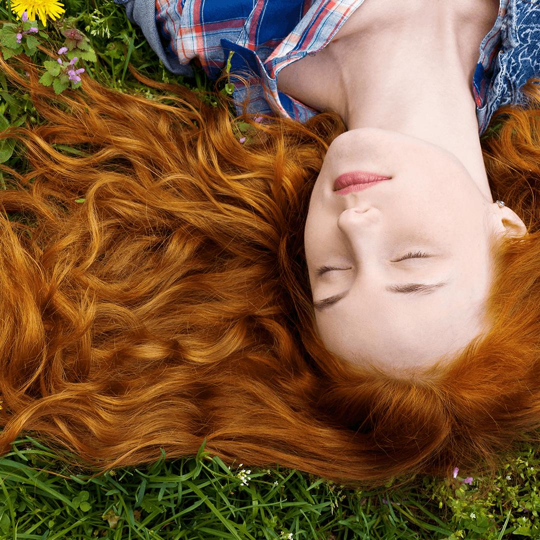 שיער טיפוח באופן טבעי